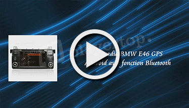 Video Autoradio BMW E46 Player Top