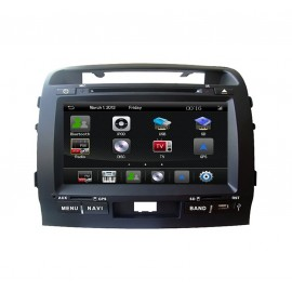 GPS autoradio Toyota Land Cruiser