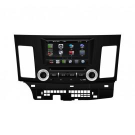 GPS autoradio Mitsubishi Lancer