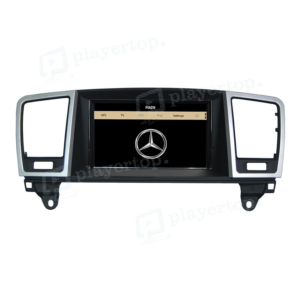 gps mercedes benz classe gl 2013 2015. Black Bedroom Furniture Sets. Home Design Ideas