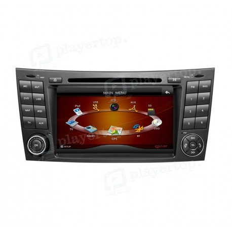 Navigation Mercedes Benz CLS W219 (2004-2011)