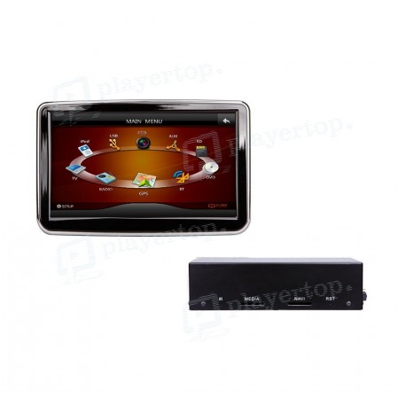 Navigation Mercedes Benz GLK X204 2013