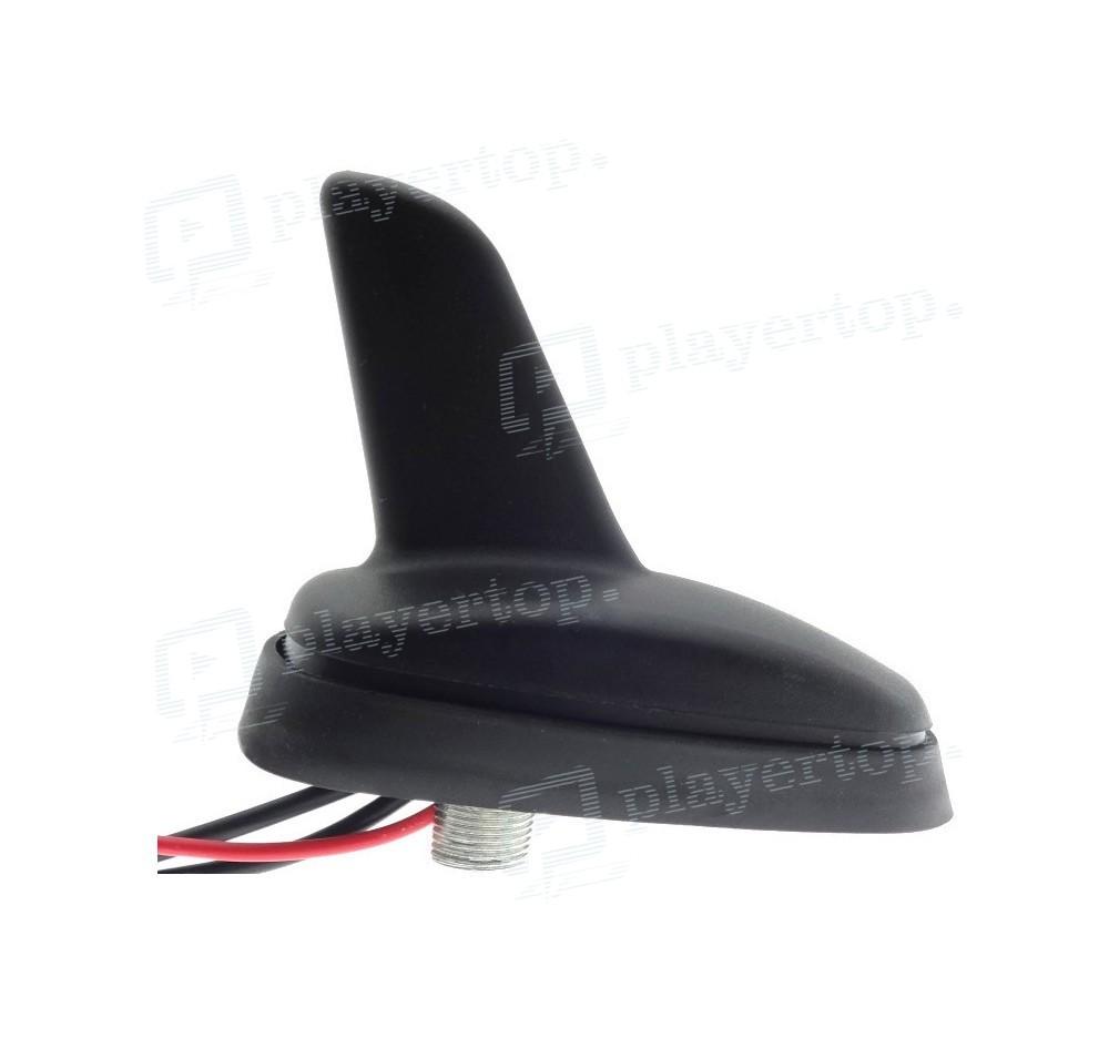 antenne gps et fm aileron de requin player top. Black Bedroom Furniture Sets. Home Design Ideas