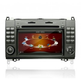 Navigation Mercedes Benz Vito (2006-2012)