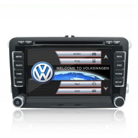 Auto-radio Golf 6