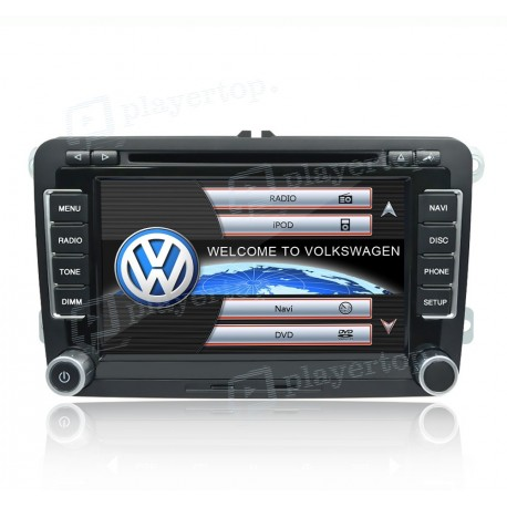 Auto-radio Golf 5