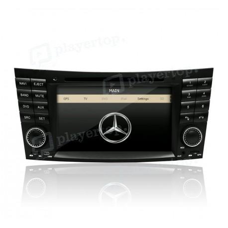GPS Mercedes Benz CLS W219 (2005-2006)
