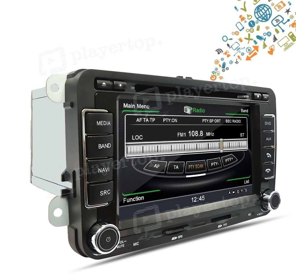 autoradio vw transporter    android  player top