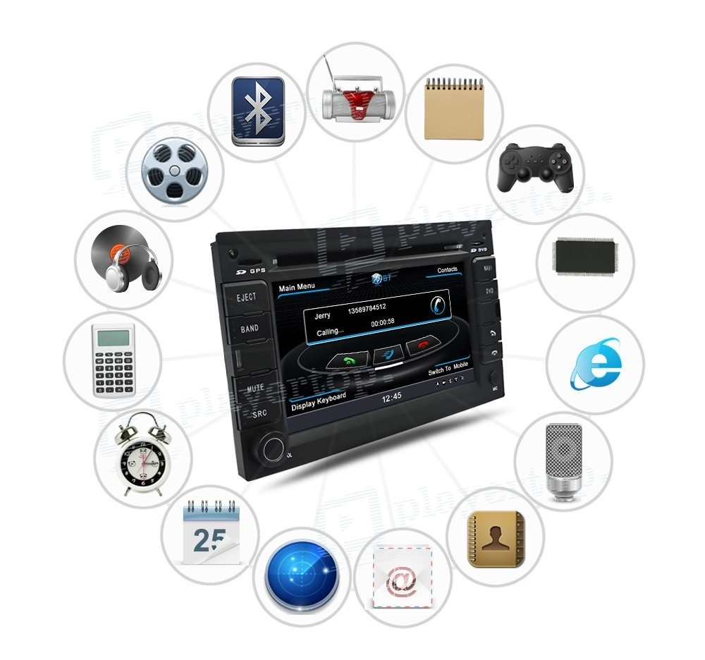 autoradio polo 4 android 8 0 player top. Black Bedroom Furniture Sets. Home Design Ideas