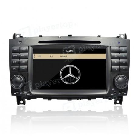 GPS Mercedes Benz CLK W209 (2004-2005)