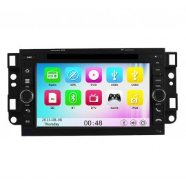 photo-Autoradio DVD GPS Chevrolet Captiva (2006-2011)M