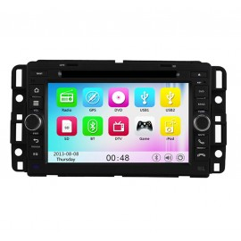 Autoradio DVD GPS Chevrolet Suburban (2007-2012)