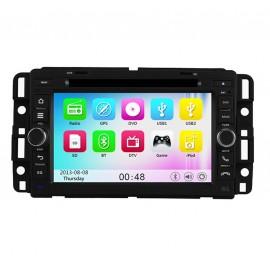 Autoradio DVD GPS GMC Acadia (2007-2012)