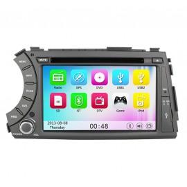 Autoradio DVD GPS Hyundai Verna (2011-2012)