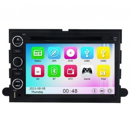 photo-Autoradio DVD GPS Ford Explorer U251 (2006-2010)M
