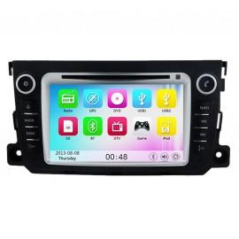 Autoradio DVD GPS Smart For two II (2012-2013)