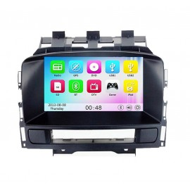 photo-Autoradio DVD GPS Opel Astra (2008-2013)M