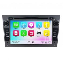 photo-Autoradio DVD GPS Opel Corsa (2006-2011) M