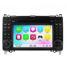 Autoradio DVD GPS Mercedes Benz Vito (2006-2012)