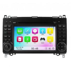Autoradio DVD GPS Mercedes Benz Viano (2006-2012)