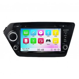 photo-Autoradio DVD GPS KIA K2 (2011-2012)M