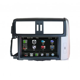 photo-GPS autoradio Toyota Prado 2012M