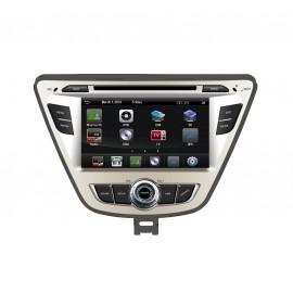 GPS autoradio Hyundai Elantra 2014