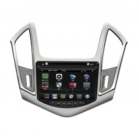 photo-GPS autoradio Chevrolet Cruze 2014M
