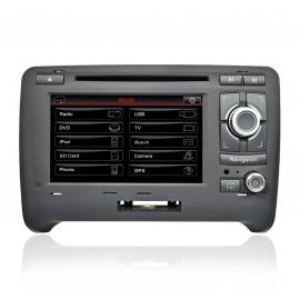 Autoradio pas cher GPS Audi TT (2003-2011)