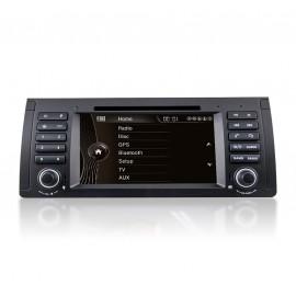 Poste auto GPS BMW X5 E53 (2000-2007)