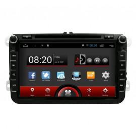 Auto-radio Android 5.1 Skoda Fabia (2006-2013)