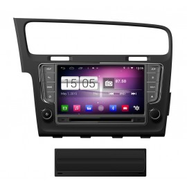 autoradio android 4 4 4 golf vii 2014. Black Bedroom Furniture Sets. Home Design Ideas