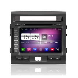 Autoradio Toyota Land Cruiser 2012