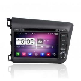 Autoradio Honda Civic 2012