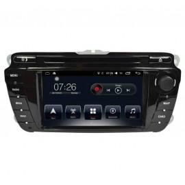Autoradio GPS Android 6.0 Seat ibiza (2010-2013)