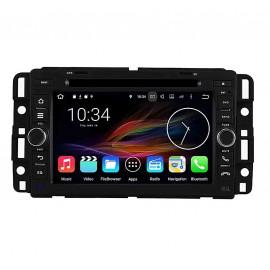 Autoradio DVD GPS Android 6.0 GMC Acadia (2007-2012)