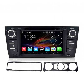 Autoradio DVD GPS Android 6.0 BMW E91 (2006-2011)