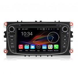 Autoradio DVD GPS Android 6.0 Ford Connect (2010-2013)