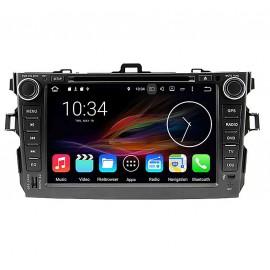 Autoradio DVD GPS Android 6.0 Toyota Corolla (2006-2011)
