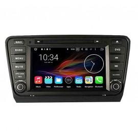 Autoradio DVD GPS Android 6.0 Skoda Octavia 2014