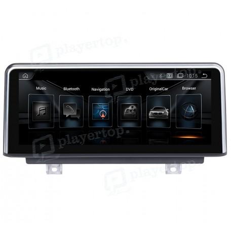 Autoradio Android 4.4 BMW Série 3 F34 (2013-2017)