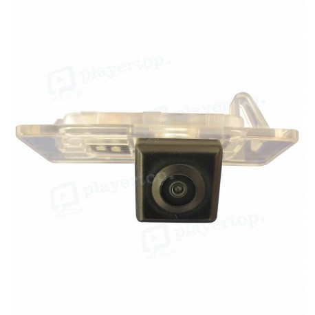 Caméra de recul Audi Q3 2012