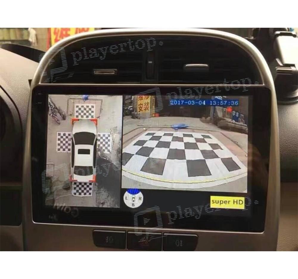 Camera 360 Degres >> Caméra de voiture 360 : Pour votre confort