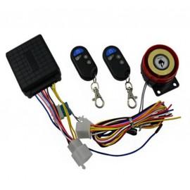Alarme voiture protection moteur