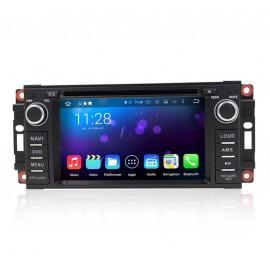 Autoradio GPS Android 5.1 Jeep Wrangler (2007-2015)