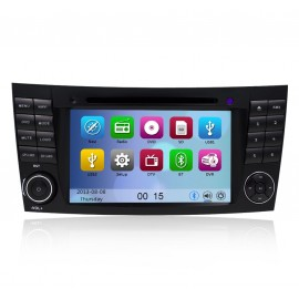 Autoradio DVD GPS Mercedes Benz CLS C219 (2004-2010)