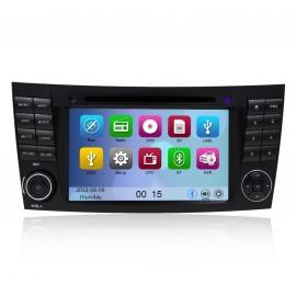 Autoradio DVD GPS Mercedes Benz CLS W219 (2004/10-2008)