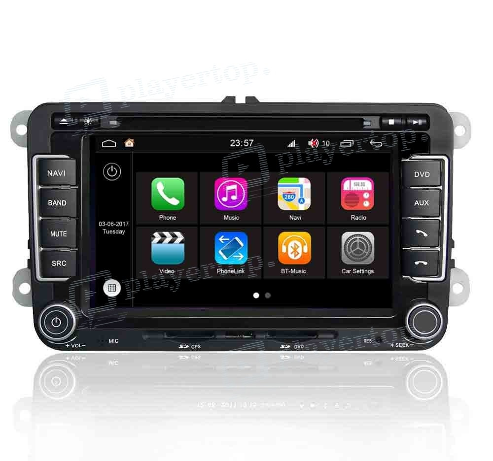 Autoradio Vw Eos 2006 2011 Android 8 0