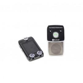 Haut parleur auto Bluetooth avec chargeur solaire et activation vocale