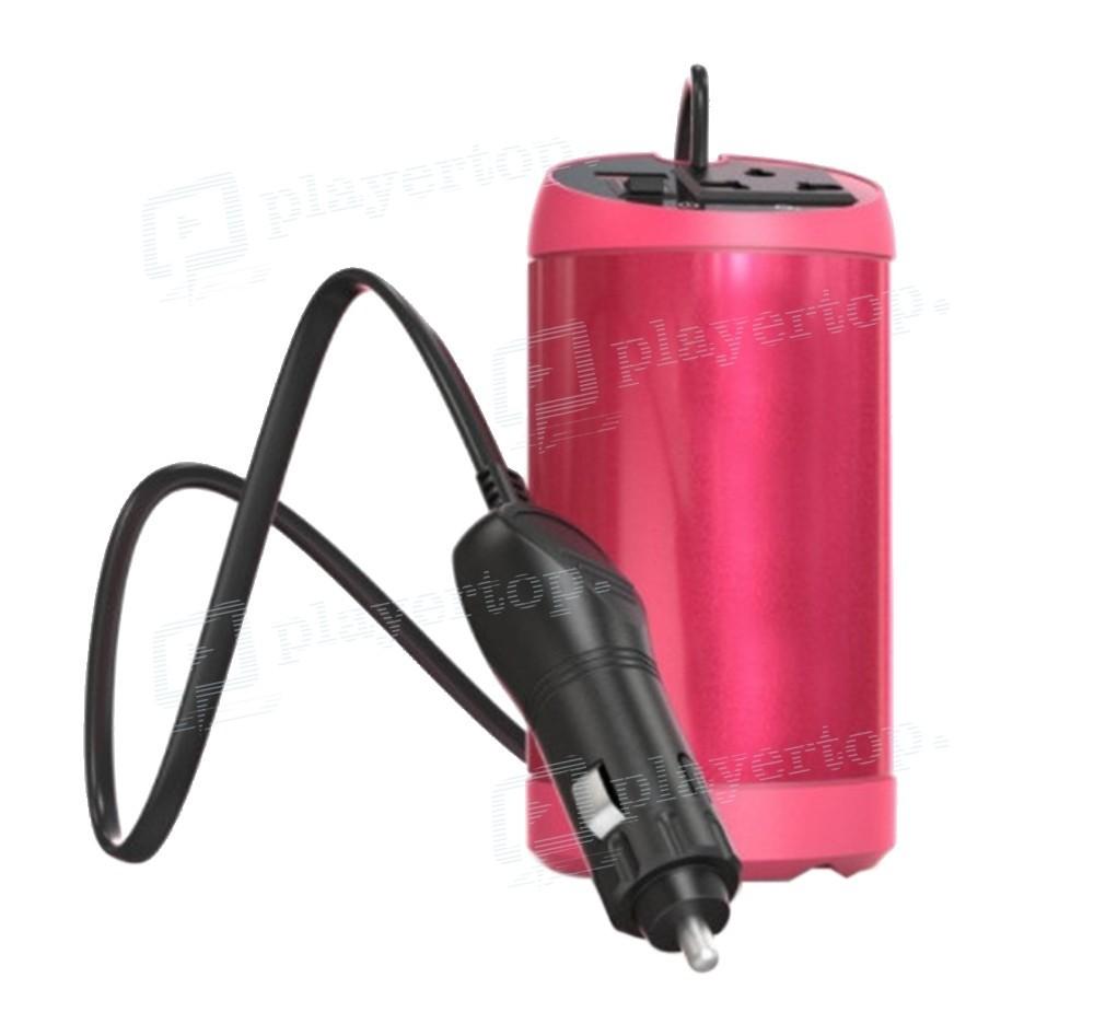 convertisseur 12v 220v 150 w onduleur et chargeur